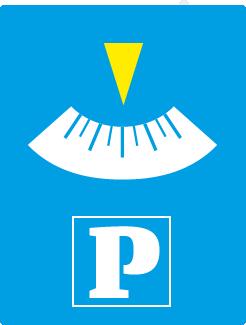 Symbol Parkuhr