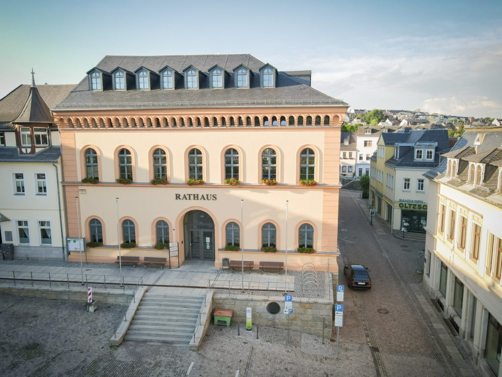 Rathaus Reichenbach
