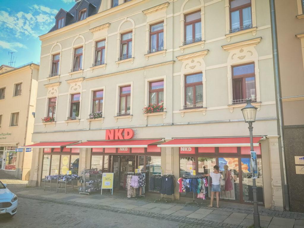 NKD Filiale Reichenbach