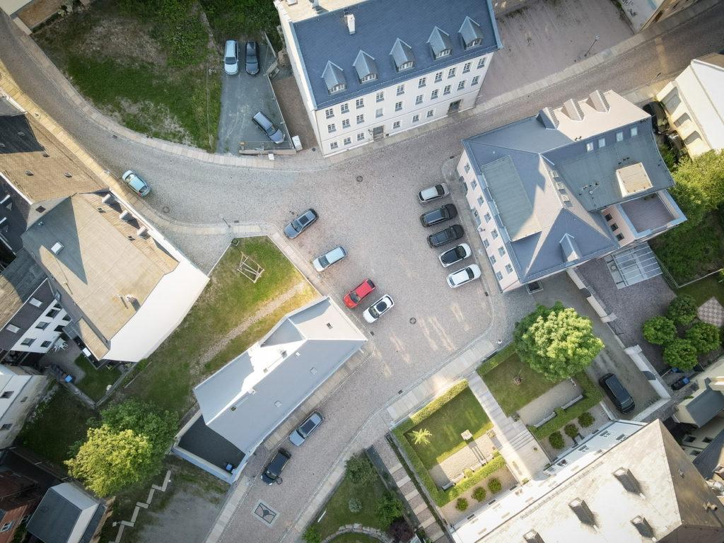 Parkplatz Johannisplatz