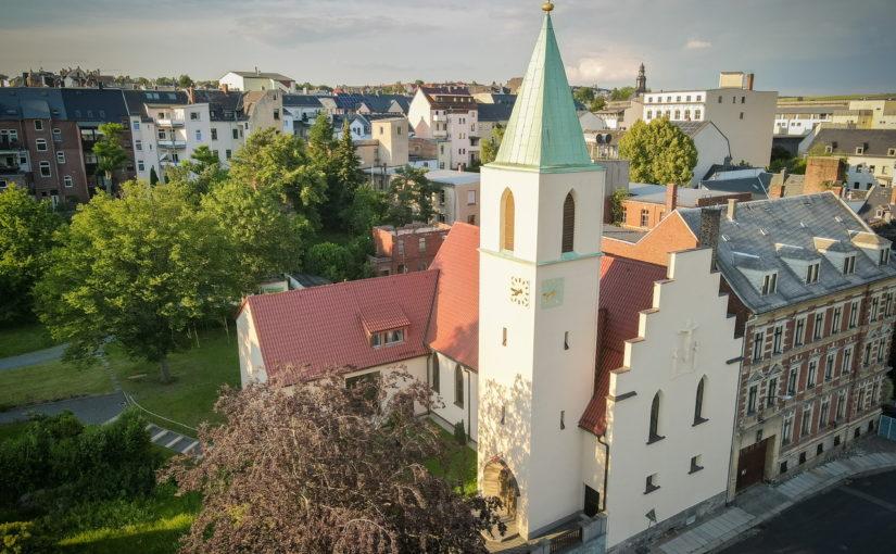 Kirche St. Marien Reichenbach