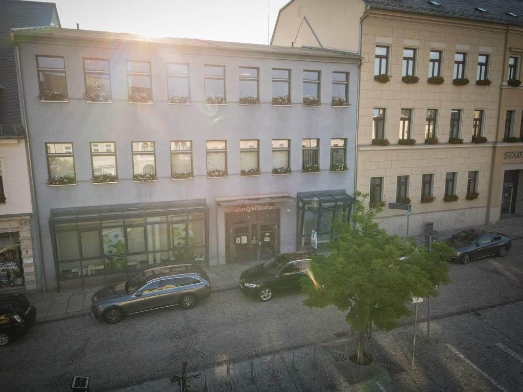 Bürgerbüro Rathaus Reichenbach