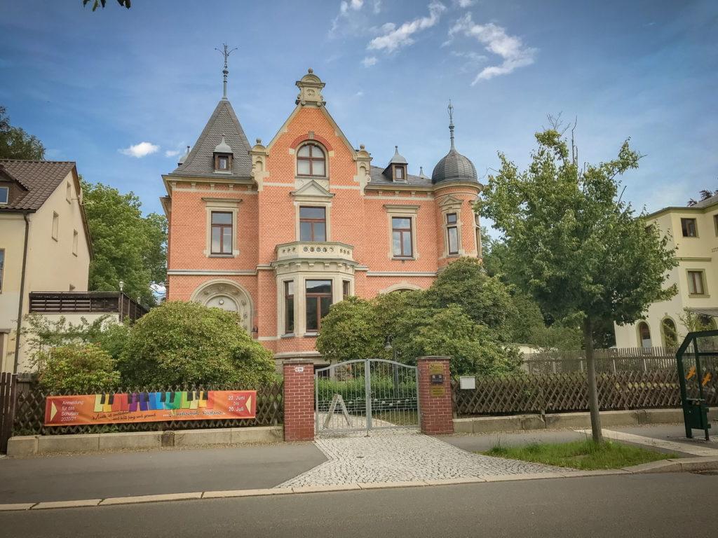 Musikschule Vogtland