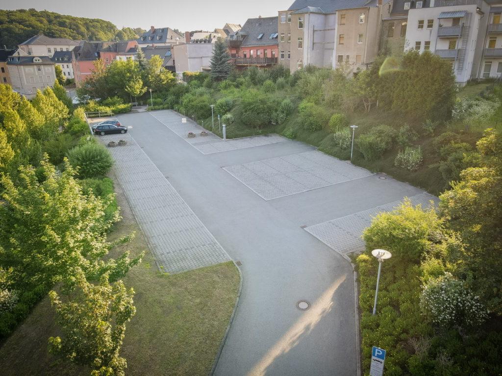 Parkplatz Dunkelgasse