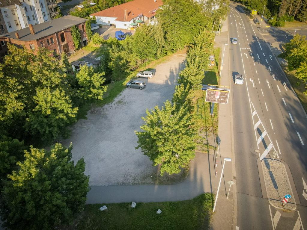 Parkplatz Altstadt