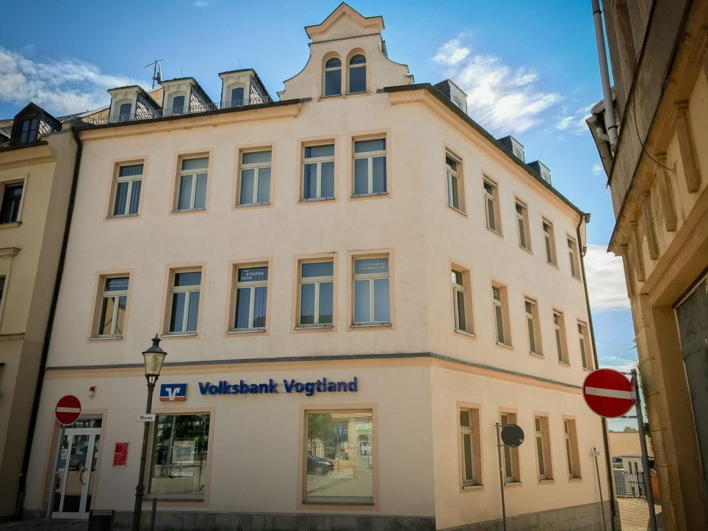 Volksbank Vogtland Filiale Reichenbach