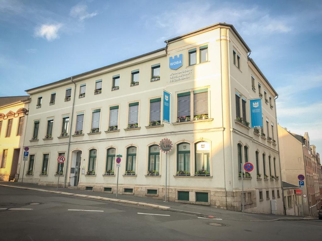 Wohnungsbaugesellschaft Reichenbach mbH