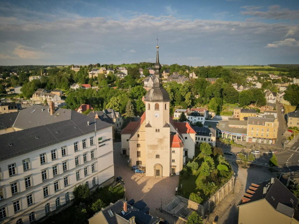 Peter Paul Kirche Reichenbach