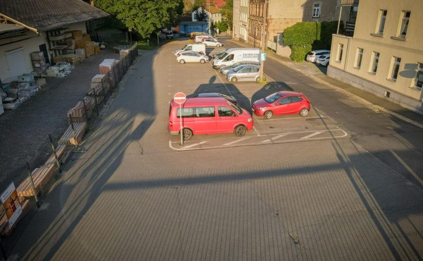 Parkplatz Höferstraße