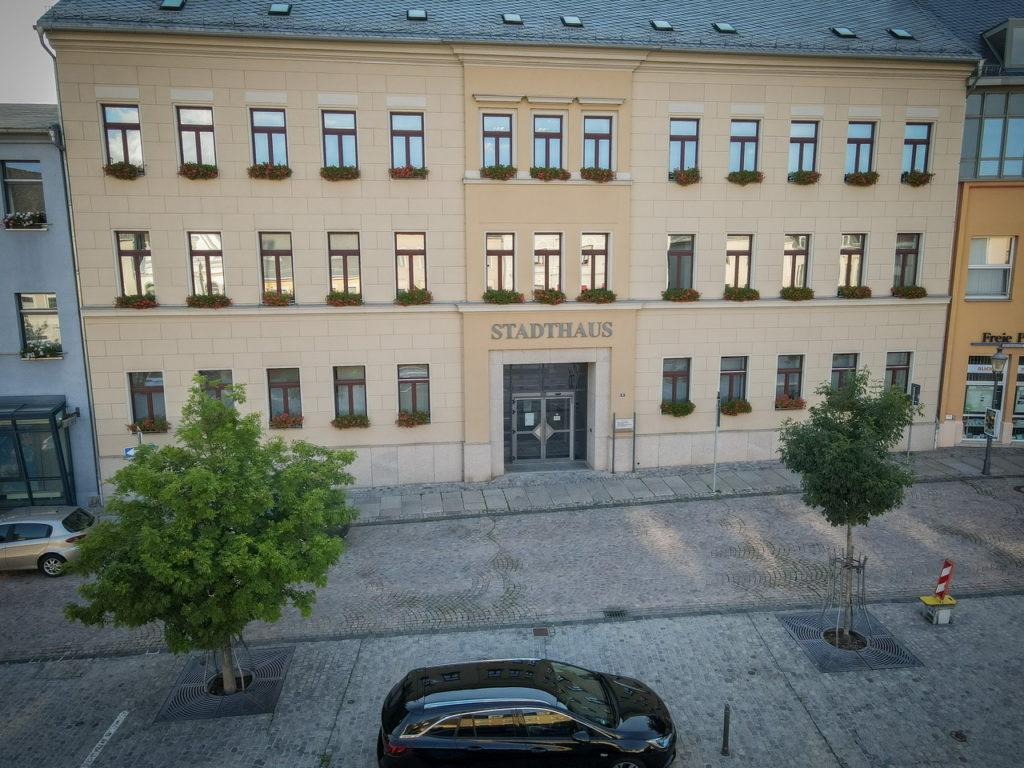 Stadthaus Rathaus Reichenbach