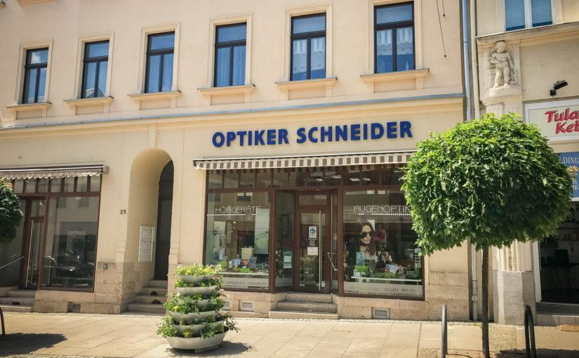 Optiker Schneider