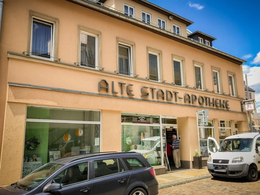 Alte Stadt Apotheke Reichenbach