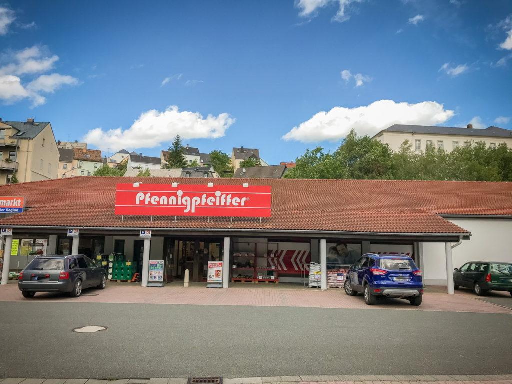 Pfennigpfeiffer Filiale Reichenbach