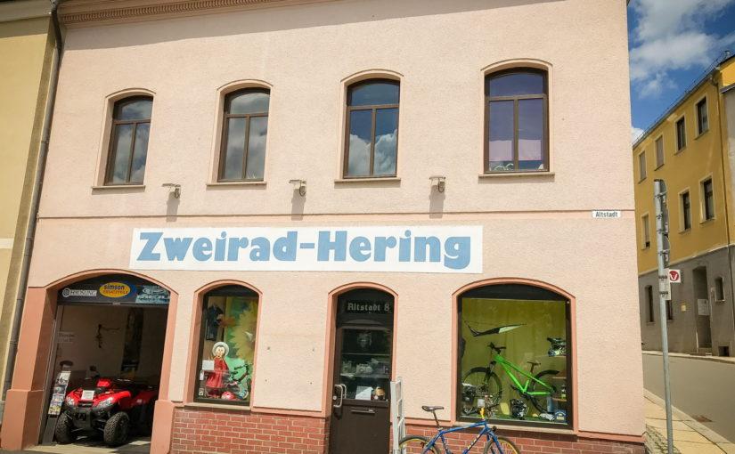 Zweirad-Hering