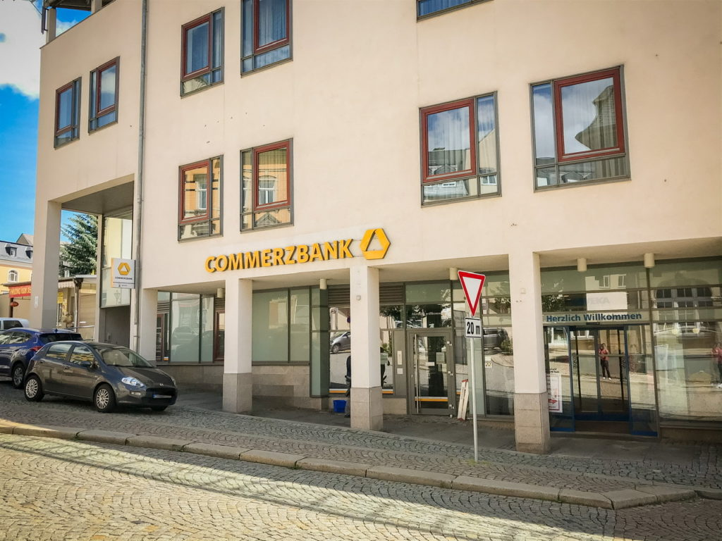 Commerzbank Reichenbach