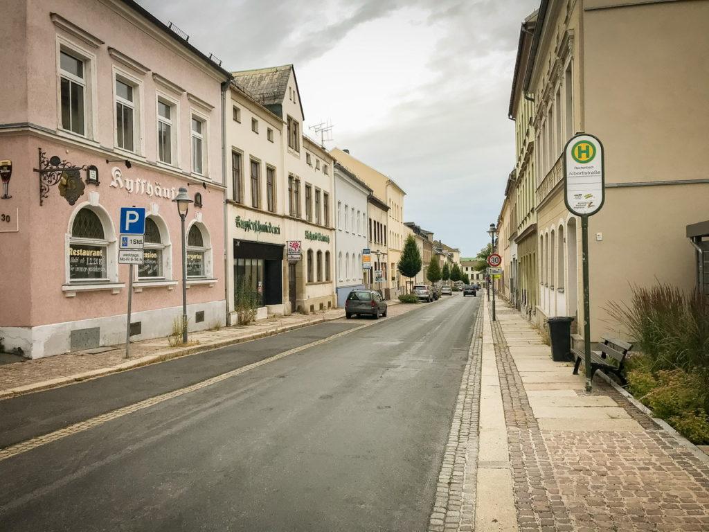 Parkplätze Albertistraße