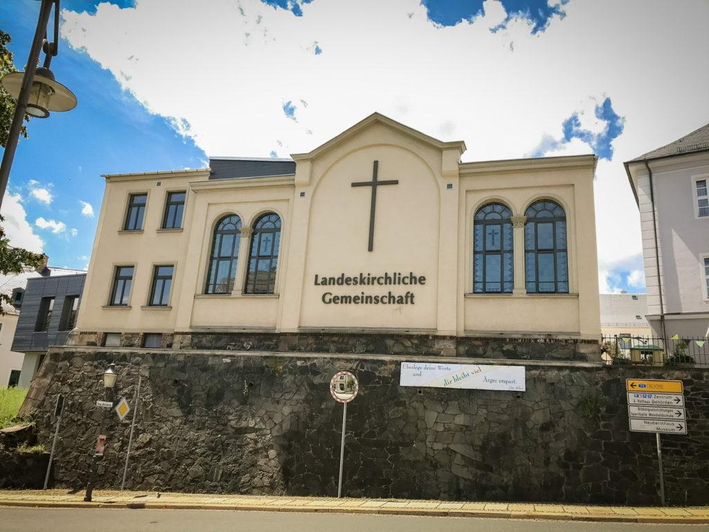 Landeskirchliche Geminschaft