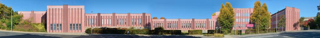 Panorama Textilfachschule