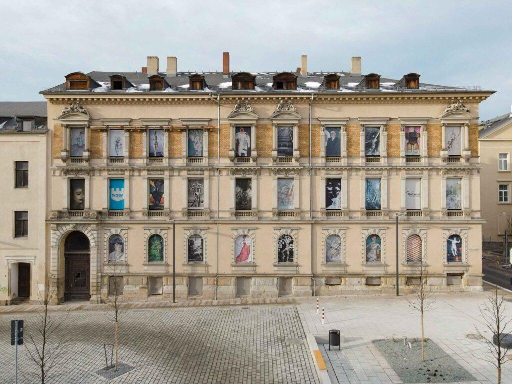 Stadtpalast mit Galerie