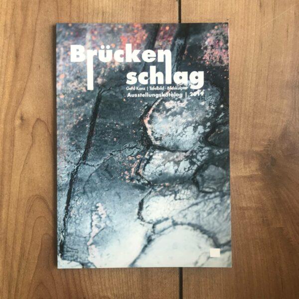 Titel Katalog Gerd Kanz