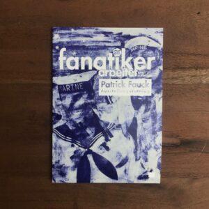 Titel Katalog Patrick Fauck
