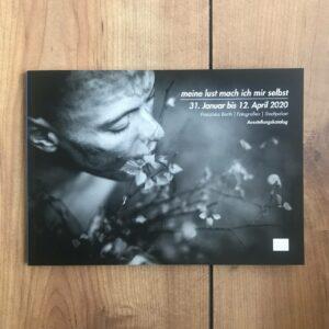 Titel Katalog Franziska Barth