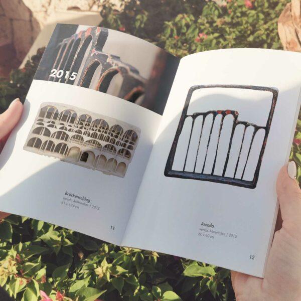 Innenseiten Katalog Gerd Kanz