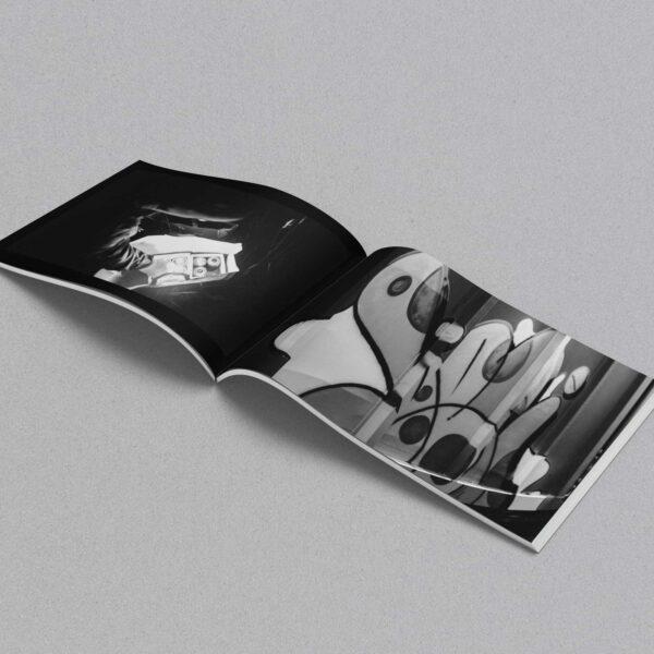 Innenseiten Katalog Gino Dambrwoski