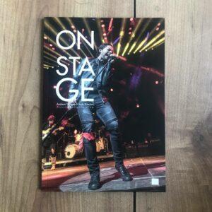 Titel Katalog On Stage
