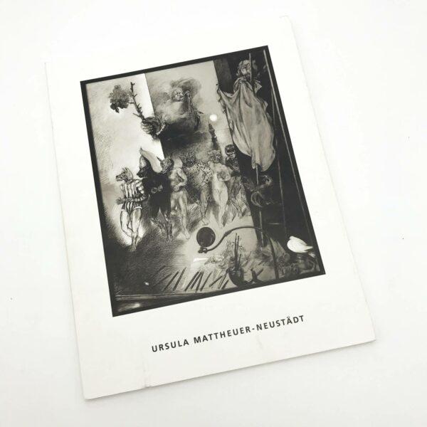 Titel: Katalog Usula Mattheuer-Neustädt