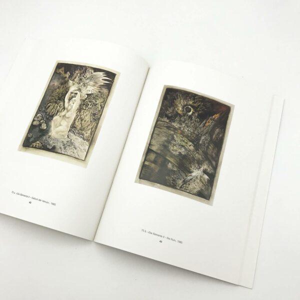 Innenansicht: Katalog Usula Mattheuer-Neustädt
