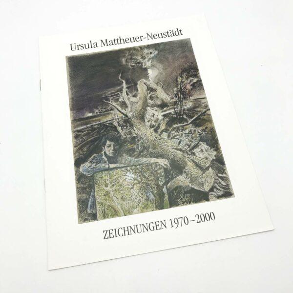 Titel: Katalog Zeichnungen 1970-2000 Usula Mattheuer-Neustädt