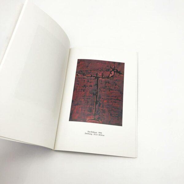 Innenansicht: Hartmuth Hornung, Zeichnungen und Skulpturen