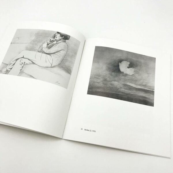 Innenansicht: Wolfgang Mattheuer, Zeichnungen und Aquarelle