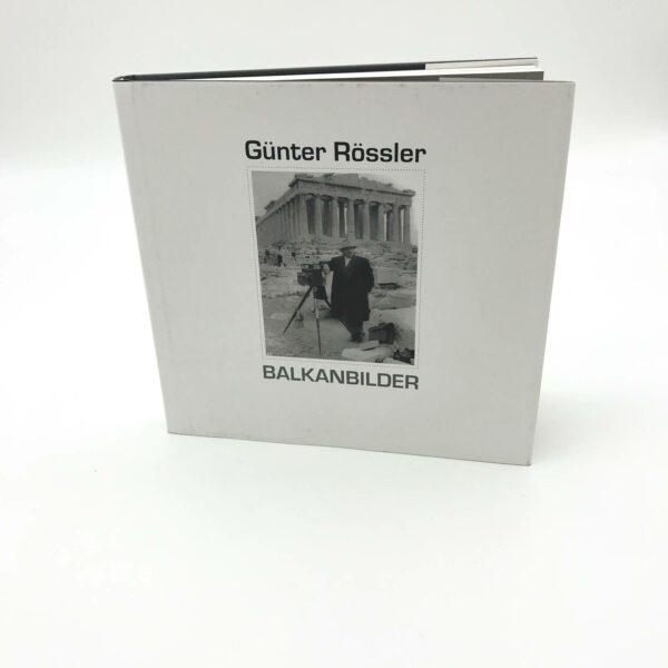 Titel: Balkanbilder, Günter Rössler
