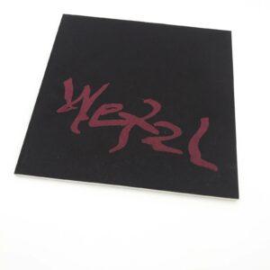 Titel: Katalog Wetzl