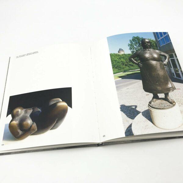 Innenansicht: Hannes Schulze, ein Plauender Bildhauer
