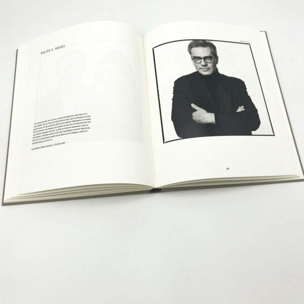 Innenansicht: Berlin, Architekten, Portraits, Fotografien von Udo Hesse