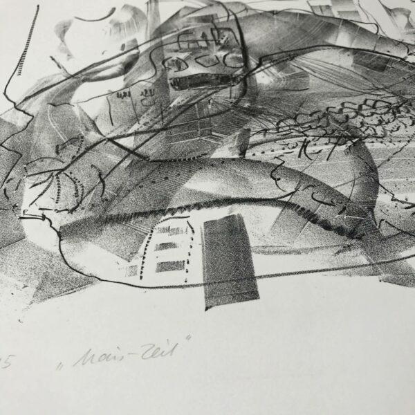Detail Mais-Zeit