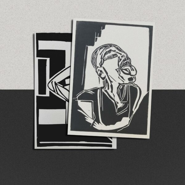 "Postkarte Katja Blechschmidt ""Emotion"""